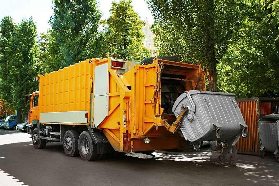 Снижение тарифов на вывоз мусора